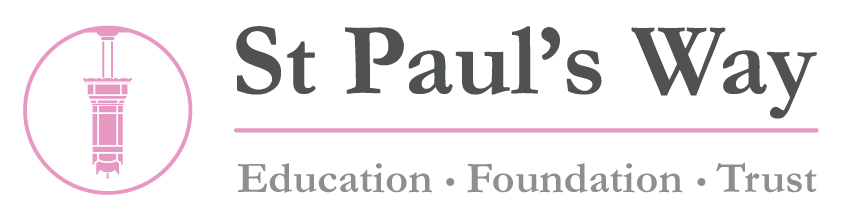 St Paul's Way Trust School Logo